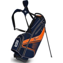 Detroit Tigers Gridiron III Golf Stand Bag found on Bargain Bro India from Fanatics for $199.99
