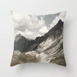Couch Throw Pillow | Cathedrals - Landscape Photography by Michael Schauer - Cover (16