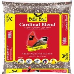 Better Bird Cardinal Blend Wild Bird Food, 7 lbs.