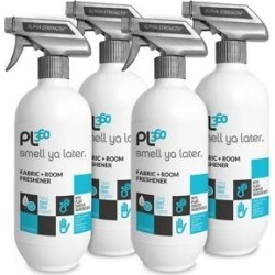 PL360 Fabric & Room Freshener Spray, 28-oz bottle, 4 count found on Bargain Bro from Chewy.com for USD $27.35