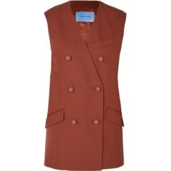 Suit Jacket - Brown - Mugler Jackets found on MODAPINS from lyst.com for USD $569.00