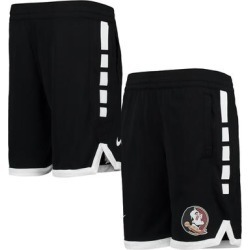 Florida State Seminoles Nike Youth Elite Performance Shorts - Black found on Bargain Bro Philippines from Fanatics for $39.99
