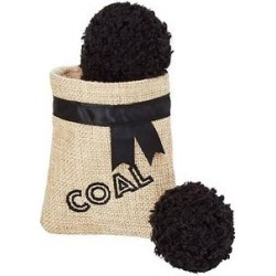Frisco Holiday Lumps of Coal Plush Cat Toy with Catnip, 3-count found on Bargain Bro from Chewy.com for USD $4.54