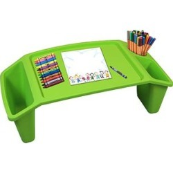 Basicwise Lap Desk - Green Portable Lap Desk Activity Tray found on Bargain Bro Philippines from zulily.com for $16.99