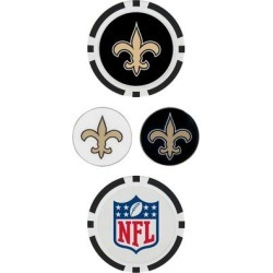 New Orleans Saints Ball Marker Set found on Bargain Bro from nflshop.com for USD $11.39