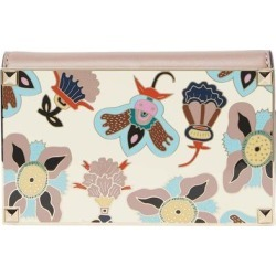 Floral Clutch - Blue - Valentino Clutches found on Bargain Bro from lyst.com for USD $729.60