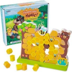 Imagination Generation Toy Block Sets - Honeycomb Havoc found on Bargain Bro from zulily.com for USD $9.86
