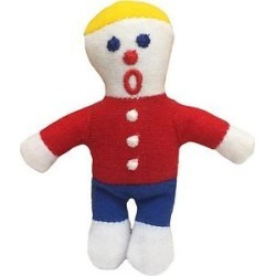 Multipet Mr. Bill Plush Cat Toy with Catnip found on Bargain Bro India from Chewy.com for $7.02