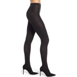 Ribbed Sweater Tights - Black - Natori Hosiery found on Bargain Bro Philippines from lyst.com for $68.00