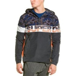 Superdry Ryley Overhead Jacket (2XL), Men's, Multicolor(polyester) found on Bargain Bro India from Overstock for $60.49