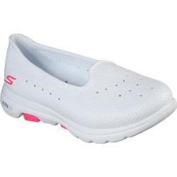 Skechers Women's Loafers WHT - White Gowalk Sun-Kissed Loafer - Women found on Bargain Bro Philippines from zulily.com for $44.99