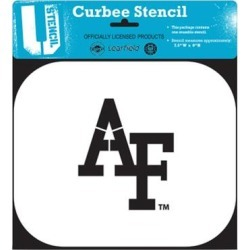 Air Force Falcons Curbee Stencil found on Bargain Bro Philippines from Fanatics for $21.99
