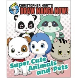 Penguin Random House Chapter Books - Supercute Animals and Pets: Christopher Hart's Draw Manga Now! Paperback found on Bargain Bro from zulily.com for USD $5.92