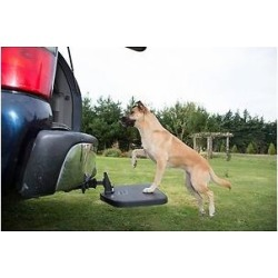 Heininger PortablePET SUV Twistep Dog Hitch Step found on Bargain Bro India from Chewy.com for $269.95