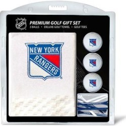 Team Golf New York Rangers Embroidered Towel Gift Set, Multicolor found on Bargain Bro Philippines from Kohl's for $30.00