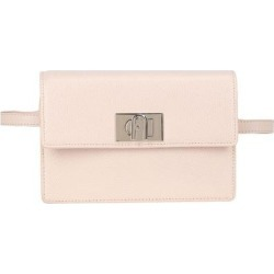 Backpacks & Bum Bags - Pink - Furla Belt Bags found on MODAPINS from lyst.com for USD $225.00