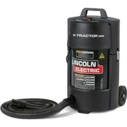 Lincoln 115V Miniflex Portable Fume Extractor found on Bargain Bro Philippines from weldingsuppliesfromioc.com for $1335.00