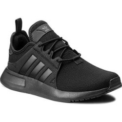 adidas Sneakers CBLACK/CBLACK/CBLACK - Core Black X Plr J Sneaker - Kids found on Bargain Bro India from zulily.com for $39.99