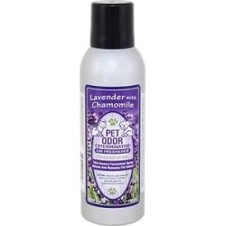 Pet Odor Exterminator Lavender & Chamomile Air Freshener, 7-oz spray found on Bargain Bro from Chewy.com for USD $4.55