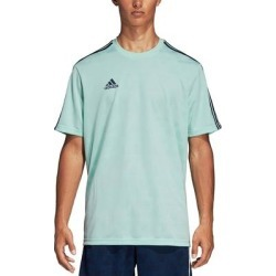 adidas Men's Tango ClimaLite Jacquard Performance Jersey, Blue, XL (Blue - 1XL) found on Bargain Bro India from Overstock for $35.00