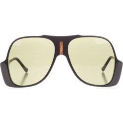 Aviator Sunglasses - Black - Gucci Sunglasses found on Bargain Bro Philippines from lyst.com for $508.00
