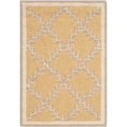 Safavieh Yellow/Grey Chelsea Turn‑of‑the‑Century Area Rug Collection found on Bargain Bro Philippines from belk for $330.00