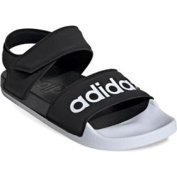 adidas Adilette Women's Strappy Sandals, Size: 11, Black found on Bargain Bro from Kohl's for USD $26.59