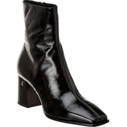 Jimmy Choo Bryelle 65 Patent Bootie (39.5), Women's, Black(leather) found on MODAPINS from Overstock for USD $658.90