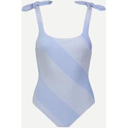 Semira Sky Naguer One-piece - Blue - Lemlem Beachwear found on Bargain Bro from lyst.com for USD $190.00
