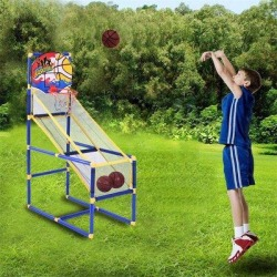 IKED Basketball Circle Arcade Game Toddler Toys Outdoor/Indoor Basketball Boy Gift, Size 47.63 H x 15.7 W x 31.5 D in   Wayfair IKE0507158096 found on Bargain Bro Philippines from Wayfair for $40.99