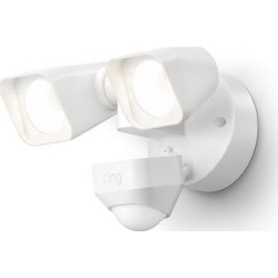 Ring Smart Lighting Wired Floodlight, White found on Bargain Bro from Kohl's for USD $53.19