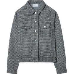 Stevie Jacket - Gray - Baldwin Denim Jackets found on MODAPINS from lyst.com for USD $59.00