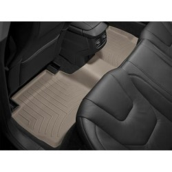 WeatherTech Floor Mat Set, Fits 2019 Ford Expedition, Primary Color Tan, Material Type Molded Plastic, Model 451092 found on Bargain Bro from northerntool.com for USD $56.96