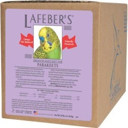 Lafeber's Premium Daily Diet for Parakeets, 25 LB found on Bargain Bro Philippines from petco.com for $72.99