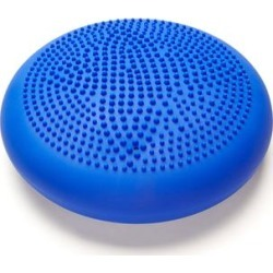 Black Mountain Products Exercise Balls Blue - Blue Balance Stability Disk found on Bargain Bro Philippines from zulily.com for $12.97
