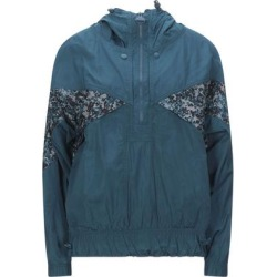 Jacket - Blue - Adidas By Stella McCartney Jackets found on Bargain Bro India from lyst.com for $109.00