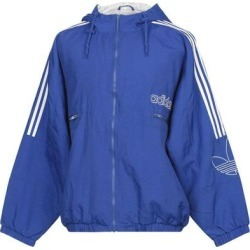 Jacket - Blue - Adidas Originals Jackets found on Bargain Bro India from lyst.com for $91.00