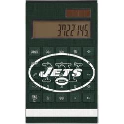 New York Jets Stripe Design Desktop Calculator found on Bargain Bro from nflshop.com for USD $22.79