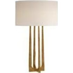 Visual Comfort and Co. Ian K. Fowler Scala 26 Inch Table Lamp - S 3513GI-PL found on Bargain Bro Philippines from Capitol Lighting for $599.00