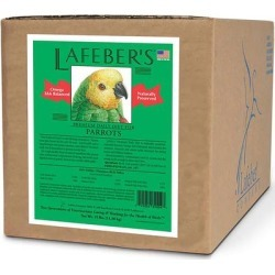 Lafeber's Premium Daily Diet for Parrots, 25 lbs. found on Bargain Bro Philippines from petco.com for $72.99