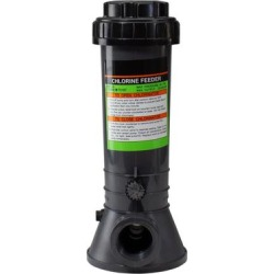 Automatic In-Line Chlorinator Chemical Feeder, 4.2lb Capacity found on Bargain Bro Philippines from Overstock for $68.74