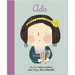 Quarto Publishing Group USA Picture Books - Ada Lovelace Board Book found on Bargain Bro from zulily.com for USD $4.93