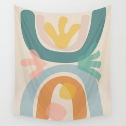 Wall Hanging Tapestry | Just Before Summer by Urban Wild Studio Supply - 51