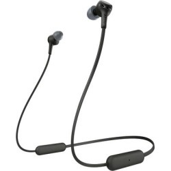 Sony WIXB400 in-ear neckband headphones (black) found on Bargain Bro from Crutchfield for USD $44.08