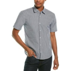 Hugo Hugo Boss Ermino Casual Slim Fit Woven Shirt found on MODAPINS from Overstock for USD $70.87