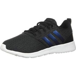 adidas,womens,QT Racer 2.0,Black/Iridescent/Grey (6.5), Women's, Multicolor found on Bargain Bro India from Overstock for $109.00