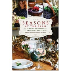 Gooseberry Patch Cookbooks - Seasons at the Farm: Year-Round Celebrations found on Bargain Bro India from zulily.com for $15.99