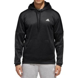 Adidas Mens Sweater Black Size Medium M Hooded Tech Pullover Bram Logo (M), Men's(polyester) found on Bargain Bro Philippines from Overstock for $26.08