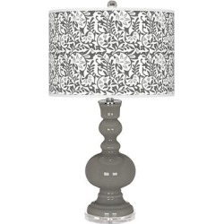 Gauntlet Gray Gardenia Apothecary Table Lamp found on Bargain Bro Philippines from LAMPS PLUS for $149.99
