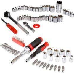 Stalwart Tool Sets - Ratchet & Socket Set found on Bargain Bro Philippines from zulily.com for $19.99